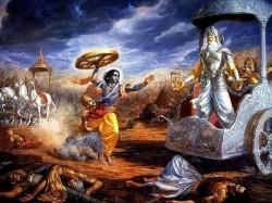 Times Lord Krishna Cheated Mahabharat In Gujarati