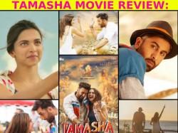 Tamasha Movie Review Ranbir Kapoor Deepika Padukone Shine