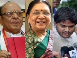 Bjp Lead Gujarat But Congress Reached Respective Numbers