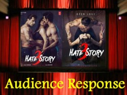 Hate Story 3 Fist Day First Show Review Live Audience