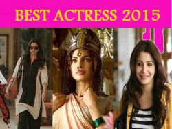 Best Bollywood Actress The Year