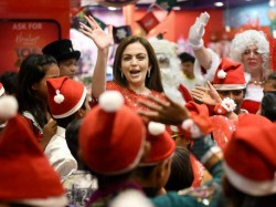 Christmas Celebration 2015 India All Over The World
