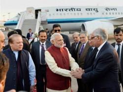 Prime Minister Narendra Modi Have Stop Over Lahore 028153 Pg