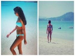 Amitabh Bachchan Grand Daughter Navya Naveli Pics Bikini 028275 Pg