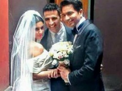 Asin Weds Rahul Sharma Wedding Marriage Pics
