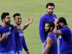 Ahead Of India Pakistan Match Asia Cup Players Sweat And Enjoy Dinner