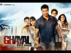 Ghayal Once Again Movie Review Sunny Deol Soha Ali Khan