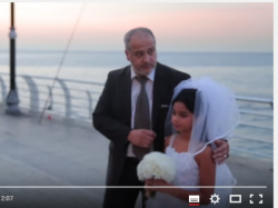 Passers By React Angrily As Middle Aged Man Marries 12 Yr Old Girl