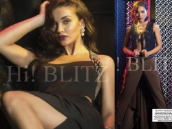 Amy Jackson Latest Photoshoot From Hi Blitz Will Set Your Mood