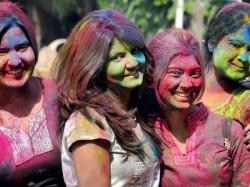 Holi Celebration India