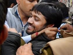 Cut Off Kanhaiyas Tongue Take Rs 5 Lakh Prize From Me Bjp