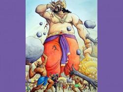 Why Kumbhakarna Slept For 6 Months