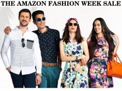 The Amazon Fashion Week Sale Get 80 Discount
