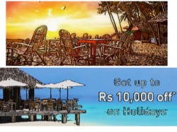 Get 90 Off Plus Rs 10000 Cashback On Your Summer Holiday