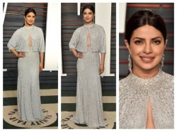 Priyanka Chopra Oscars After Party Look Will Leave Gasping