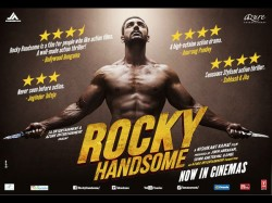 Rocky Handsome First Day Box Office Collections
