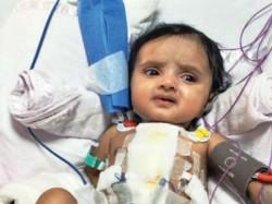 Maharashtra Solapur Toddler Survives 20 Heart Attacks Over 2 Months