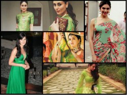 Deepika Katrina Aishwarya Rai Bachchan In Green Earth Day Special Pics