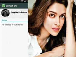 Indian Celebrities Their Supercool Whatsapp Status