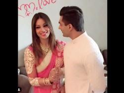 Bipasha Basu Karan Singh Grover S Wedding Pooja
