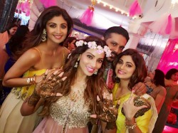 Bipasha Basu Karan Singh Grovar Mehndi Pre Wedding Pics