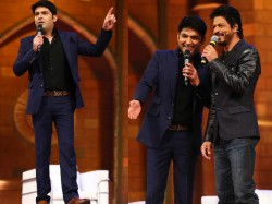 Kapil Sharma Show First Episode With Shahrukh Khan