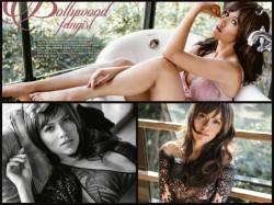 Srk S Fan Co Star Waluscha De Sousa Bikini Photoshoot Gq