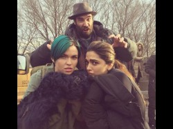Deepika Padukone S New Pictures From The Sets Xxx