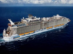 Facts World Largest Cruise Ship Harmony The Seas Larger Eiffel Tower
