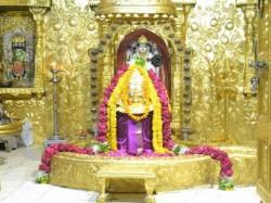 Mumbai Based Family Donated 100 Kilogram Gold To Somnath Temple
