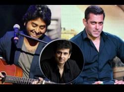 Palash Sen Lashes Bollywood Music On Salman Khan Arijit Controversy