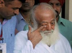 Asaram Bapu Admitted To Hospital For Bodyache