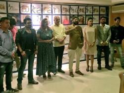 Gujarati Film Lapet First Day Shooting Pics