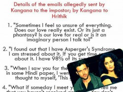 Is Hrithik Roshan Having Some Solid Proofs Against Kangana Ranaut 029474 Pg