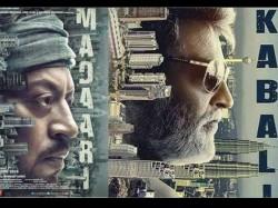 Irrfan Khan On Kabali Madaari Same Posters