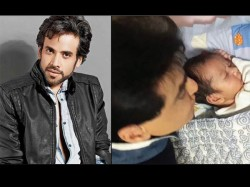 Tushar Kapoor S Son Is Just Like Him See First Pic 029480 Pg