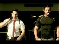 Dishoom Movie Review By Celebrities Live Update