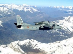 Iaf Missing An 32 Co Pilot S Father Believes His Son Will Be Back Soon 029706 Pg