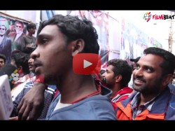 Kabali Fdfs Live Audience Review Rajinikanth S Fans Have