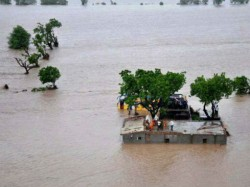 Heavy Rain Gujarat Flood Situation 029596 Pg