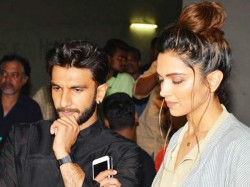 Ranveer Singh Deepika Padukone Irritated With Engagement Questions