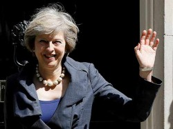 Biography Theresa May Britain Prime Minister