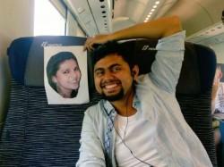 Sushma Swaraj Helped On Twitter