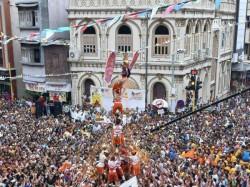 Krishna Janmashtami 2016 Celebrated Over India Pics