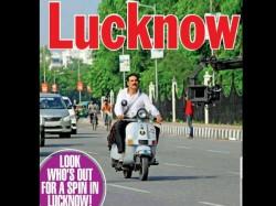 Jolly Llb Sequel Pics Akshay Kumar Shoots Lucknow