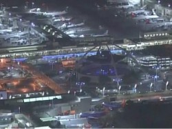 Shots Fired At Los Angeles International Airport People Being Evacuate