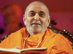 Here Is The Brief Introduction About Pramukh Swami