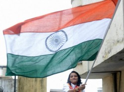 Gujarati Girl Will Flag Hoisting On 15 August Srinagar