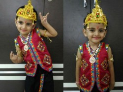 On This Janmashtami Share Your Kids Photos On Oneindia Gujar