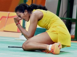 That S How Pv Sindhu Created History India